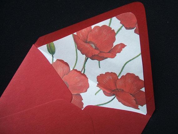 ライニングエンベロープrossi1931装飾用紙