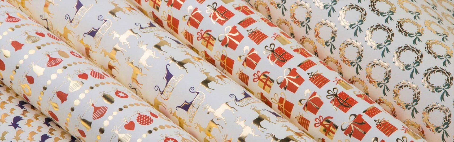 活版 装飾紙 クリスマス ロッシ1931